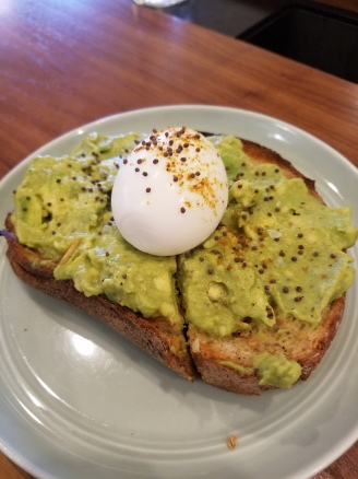 seattle avocado toast